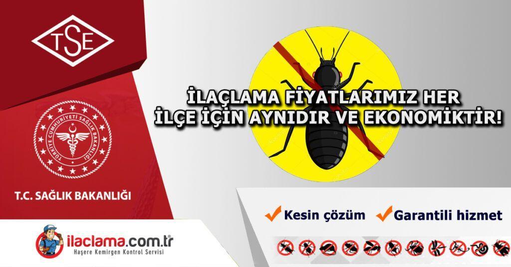 Bakırköy Böcek ilaçlama