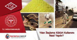 kükürt-kullanımı, yılan-ilaclama-fiyat