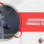 Dezenfeksiyon Firması İstanbul