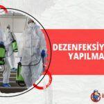 Dezenfeksiyon Nasıl Yapılmalıdır?
